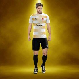 BVB Gold Dijital Halı Saha Forma