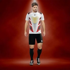 Warriors Away Dijital Halı Saha Forma