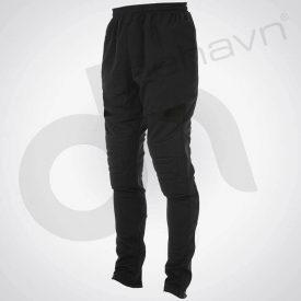 Uzun Kaleci Pantolonu Siyah Korumalıklı
