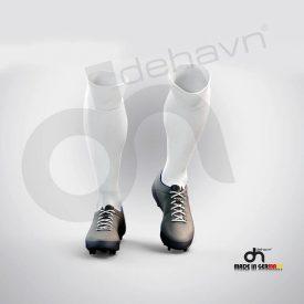 Halı Saha Çorabı Beyaz