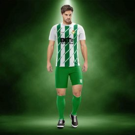Real Betis Dijital Halı Saha Forma