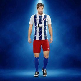 Atletico Madrid Sax Dijital Halı Saha Forma